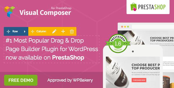 visual editor para Prestashop