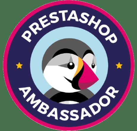 embajador de PrestaShop